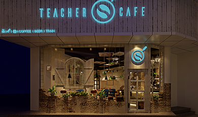TEACHER CAFE